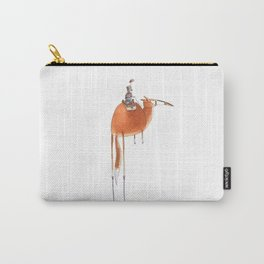 Numero 10 -Cosi che cavalcano Cose - Things that ride Things- NUOVA SERIE - NEW SERIES Carry-All Pouch