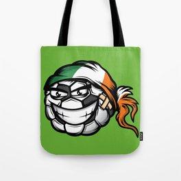 Football - Ireland Tote Bag