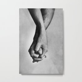 Hold me tight Metal Print