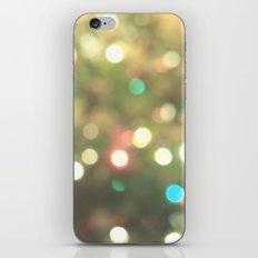 Christmas Tree iPhone & iPod Skin