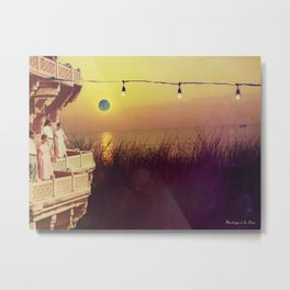 Room with view... Metal Print