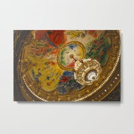 Chagall Metal Print