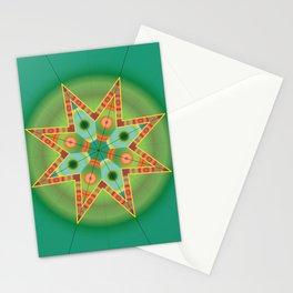 Pinwheel 2 Stationery Cards