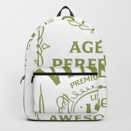 Green-Vintage-Limited-1923-Edition---94th-Birthday-Gift Backpack