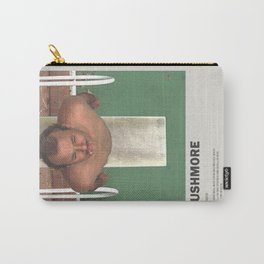 Rushmore  Minimal Movie Poster No 01 Carry-All Pouch