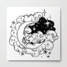 Dreamy Metal Print
