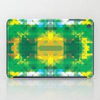 manhattan iPad Cases featuring Manhattan by Brandon Paul Martinez