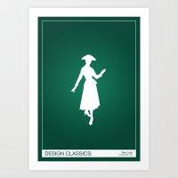 Design Classics - New Look Art Print