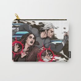 the Twins Carry-All Pouch