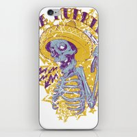 mexican iPhone & iPod Skins featuring Mexican death by Tshirt-Factory