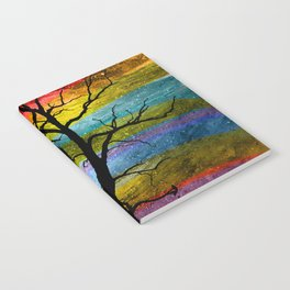 Evening Sky Notebook