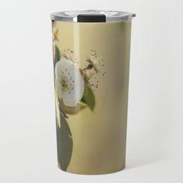 Pear Blossom Travel Mug