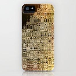 The Plateu iPhone Case