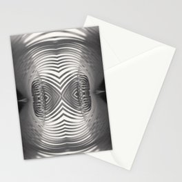 Paper Sculpture #9 Stationery Cards
