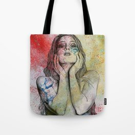 The Withering Spring II Tote Bag