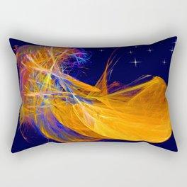 Moonlight Serenade Rectangular Pillow