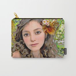 butterflygirl Carry-All Pouch
