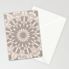 center of universe Stationery Cards