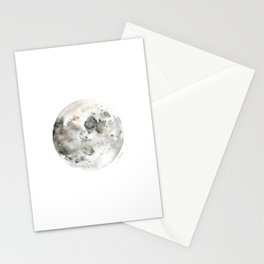 Bare Moon Stationery Cards