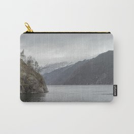 Lake in Norway Carry-All Pouch