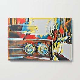 Buick art Metal Print