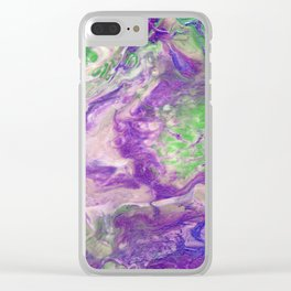 Barney Clear iPhone Case