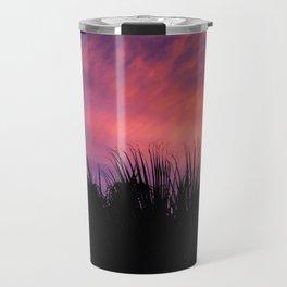 Palm Sunset - 7a Travel Mug