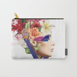 Woman poster Carry-All Pouch