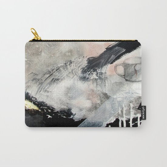 Saponification Abstraction Carry-All Pouch
