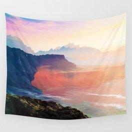 Sunrise Grandeur #society6 #decor #buyart Wall Tapestry