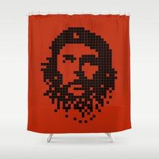 Digital Revolution Shower Curtain