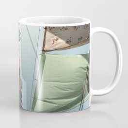 Clothes Line Coffee Mug