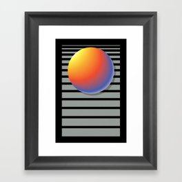 Scotch (VHS) Framed Art Print