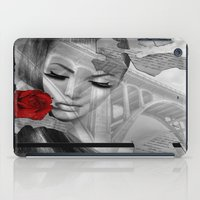 bridge iPad Cases featuring Bridge by Müge Başak
