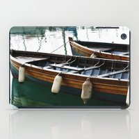 marina iPad Cases featuring Marina by Paper Possible