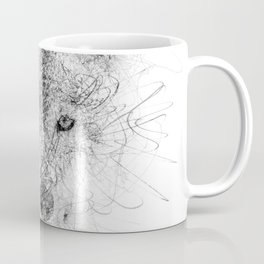 WolF Line Coffee Mug