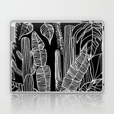 HOME IS WHERE MY PLANTS ARE Laptop & iPad Skin