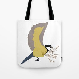 Bæremeis (Great tit carrier ?  :)   ) Tote Bag
