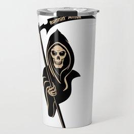 Runnin' Amok Travel Mug