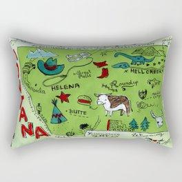 MONTANA Rectangular Pillow
