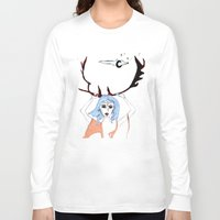 halo Long Sleeve T-shirts featuring Halo by lesinfin