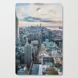 New York City (Color) Cutting Board