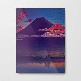 A Sunset for Hara Metal Print