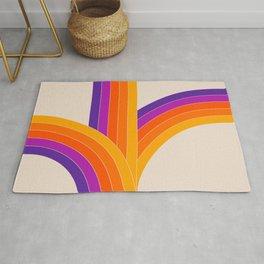 Bounce - Rainbow Rug