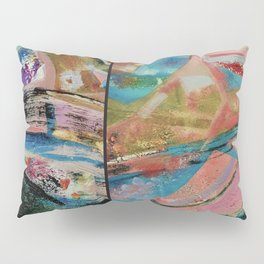 WILD ABSTRACT Pillow Sham