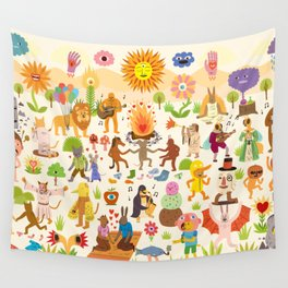 Chill Out Wall Tapestry