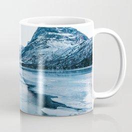 Winter in Innerdalen Coffee Mug