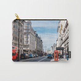 The Strand in London Carry-All Pouch