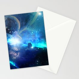 Intestellar Stationery Cards