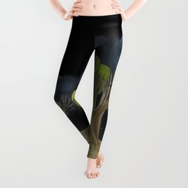 Duality Tree Leggings